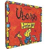 Giochi Uniti - Ubongo: 3D Junior un Grado clásico del Juego alemán, Hora para los más pequeños, Multicolor, 1