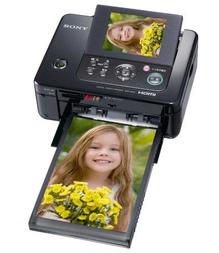 Sony FP97 - Impresora fotográfica (9240 x 6930 dpi, 45 s, LCD, 8 ...