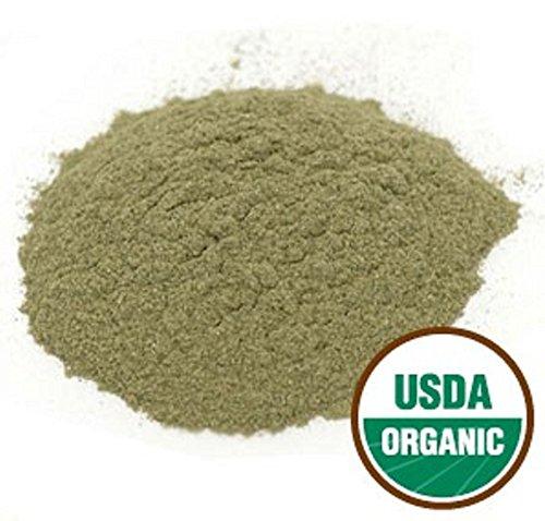 Organic Blessed Thistle Herb Powder - 1 Lb (453 G) - Starwest Botanicals
