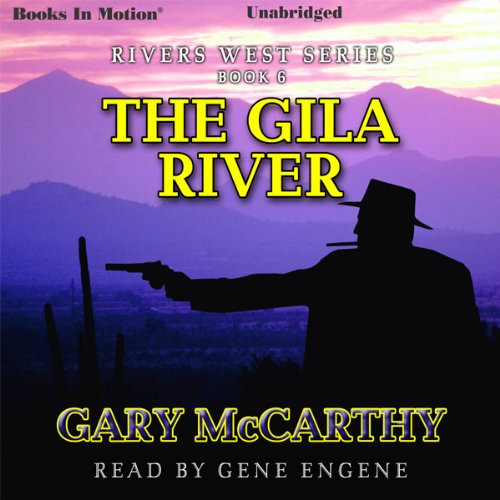 The Gila River audiobook cover art