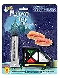 Rubie's mens Edward Scissorhands, Edward Makeup Kit Party Supplies, Multicolor, One Size US