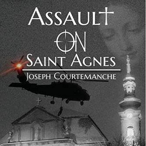 Assault on Saint Agnes audiobook cover art