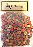 Pumpkin Spice Scented Putka Pods or Mini Pumpkins - Perfect Bowl Filler, Craft Project, Weddings, Showers, Fall or Autumn Decorating Fill You're Home With Autumn Scents and Colors - Sure To Be A Hit With Friends and Family Perfect for any country hom...