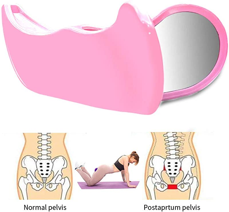 Pelvic Floor Muscle Medial Trainer Inner Thigh Exerciser Hips Muscle Trainer Bladder For Controller Correction Beautiful Buttocks