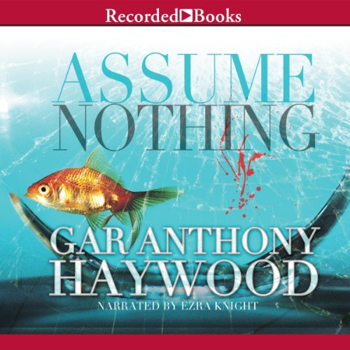Assume Nothing audiobook cover art