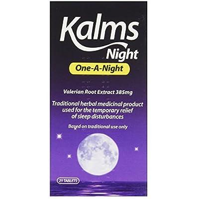 THREE PACKS of GR Lanes Kalms One A Night 21s
