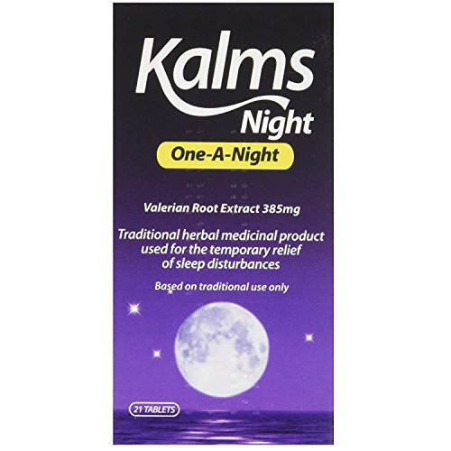 Kalms One A Night (21's) x 2 Pack Deal Saver