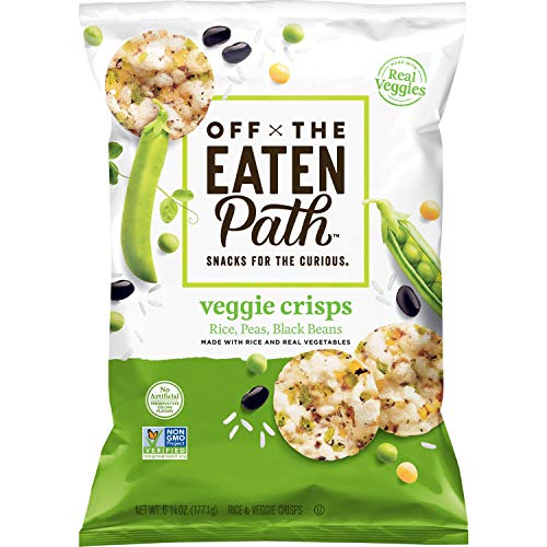 Off The Eaten Path Veggie Crisps , 6.25 Ounce