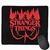 Stran-ger Some Things Anti-Slip Gaming Mouse Pad Mat Mice Mousepad for Computers Laptop
