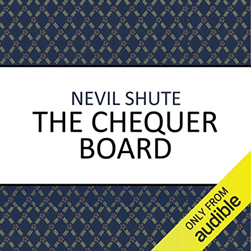 The Chequer Board audiobook cover art