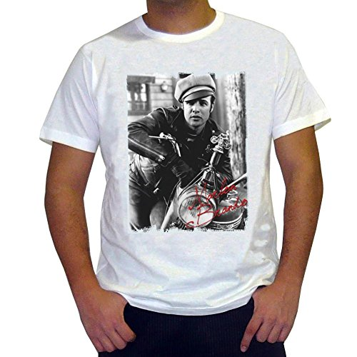 Marlon Brando t-Shirt Celebrity Picture