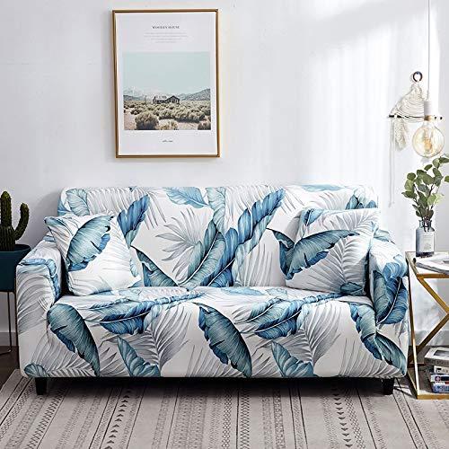 Funda de sofá con Estampado geométrico Colorido Fundas elásticas Funda de sofá antisuciedad Funda de sofá Funiture Toalla All Wrap A16 4 plazas