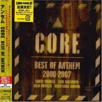 Core: Best of Anthem by Anthem (2007-07-04)