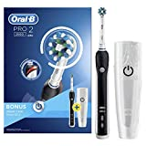 Oral-B PRO 2 2500 CrossAction - Cepillo de Dientes...