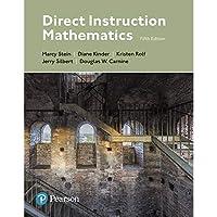 Direct Instruction Mathematics (5th Edition)【洋書】 [並行輸入品]
