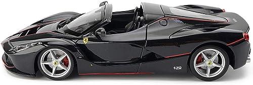 RENJUN Auto Modell Auto 1 24 Ferrari LaFerrari Aperta Version Spielzeug Ornamente Sportwagen Sammlung schmuck 19x8x5 cm