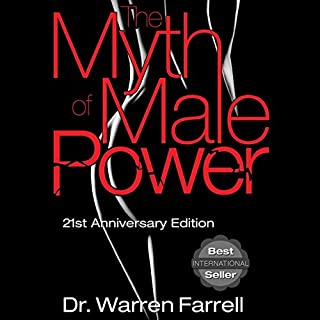 The Myth of Male Power audiobook cover art