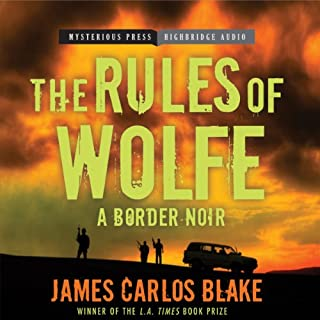 The Rules of Wolfe audiobook cover art