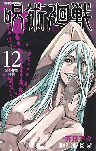呪術廻戦 12 (ジャンプコミックス)