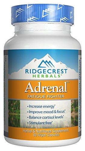 RidgeCrest Herbals Adrenal Fatigue …