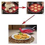 Zoom IMG-1 pchero pancake maker in silicone