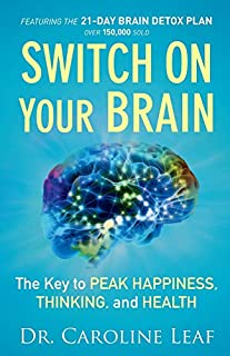 Switch On Your Brain: The Key to Peak Happiness, Thinking, and Health (0801018390) | Amazon price tracker / tracking, Amazon price history charts, Amazon price watches, Amazon price drop alerts