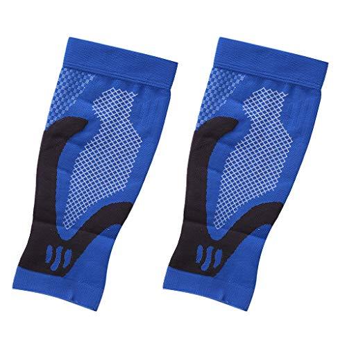 Baoblaze 1 par kompressionsstrumpor kompressionsstrumpor stödstrumpor trombosstrumpor kompressionsstrumpor för kvinnor män, sport – XL