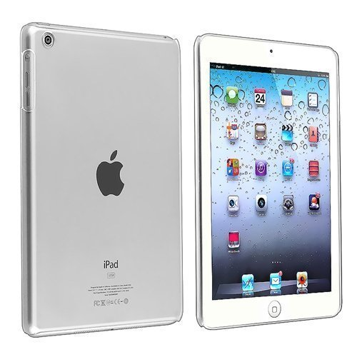 Cocomii Liquid Armor iPad Mini 4 Case New [Crystal Clarity] Premium HD Clear Anti-Yellow Anti-Scratch Shockproof Hard Bumper Shell [Slim Fit] Full Body Transparent Cover for Apple iPad Mini 4