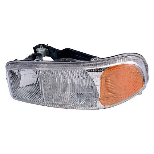 DEPO 332-1181L-AS Replacement Driver Side Headlight Assembly (This product is an aftermarket product. It is not created or sold by the OE car company)