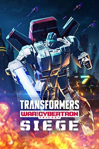 JIUZI Puzzle 1000 Piezas, Puzzles para Adultos - Transformers: Guerra por Cybertron - Obra De Arte De Juego De Adulto Rompecabezas para Navidad, Rompecabezas De Juego Familiar