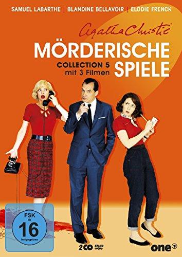 Agatha Christie: Mörderische Spiele - Collection 5 [Alemania] [DVD]