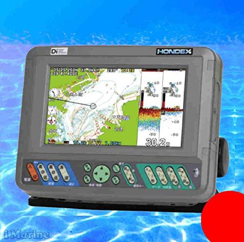 PS-700 HONDEX PS-700GP-Di 7型 プロッター 魚探 ホンデックス