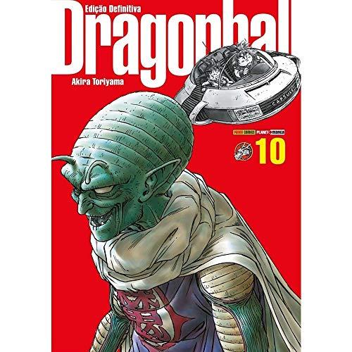 Dragon Ball Edição Definitiva Vol. 10