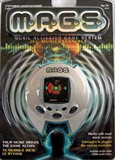 M.A.G.S. Music Activated Game System