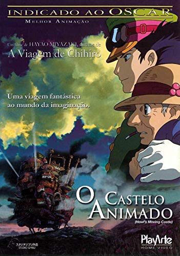 O Castelo Animado - ( Hauru no Ugoku Shiro ) Hayao Miyazaki