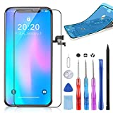 Compatible with iPhone X Screen Replacement, OLED Display, 3D Touch Screen...