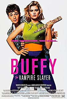 Best buffy movie poster Reviews