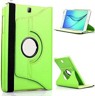 ODIN - حافظة للأجهزة اللوحية والكتب الإلكترونية - Folio Coque لـ Tab S 8.4 SM-T700 T701 T705 حافظة 360 PU قابلة للاستدارة ...