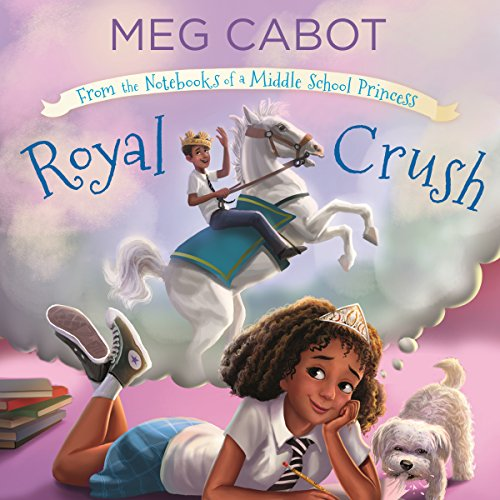 Royal Crush audiobook cover art
