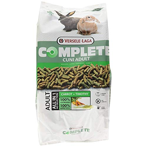 Versele-Laga Adult Rabbit Complete Cuni - Mangime per conigli adulti (1.75kg) (Multicolore)