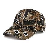 DWcamellia Chapeau Casquette de Baseball Camouflage Bullet Broderie Chapeau Hommes S Hip Hop Chapeau Broderie Chapeau De...