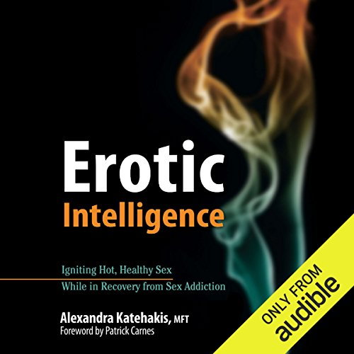 Erotic Intelligence audiobook cover art