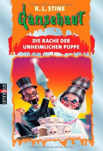 Gänsehaut - Die Rache der unheimlichen Puppe