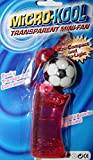 Micro de Super Kool Bolsillo Fresco Personal Euro Football Fan Mini Ventilador