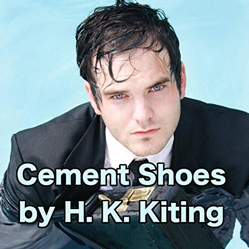 Cement Shoes audiobook cover art