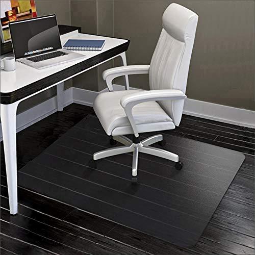 Chair Mat for Hard Wood Floors - Heavy Duty Floor Protector - Easy Clean (47''×59'')