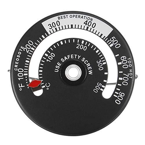 TuToy 500°C 900°F kachel open haard thermometer oven barbecue temperatuur gaas