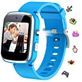 7 year old boy watches - KeBuLe Kids Watch Educational Electronic Toys Touch Screen Smart Watch Toys for 5-10 Year Old Boys Girls Toddler Watch HD Dual Camera Watch Birthday for Kids USB Charging
