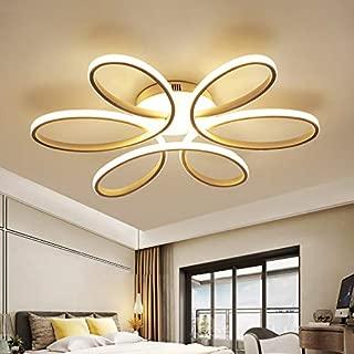 Modern Ceiling Light Fixture, CraftThink Flush Mount 23