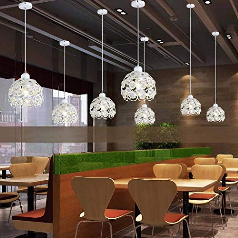 BAIBAI Schreibtischlampe nordisch LED kristall kronleuchter personalisierte kreative Restaurant bar tischlampe, Schlafzimmer Nacht dekorative Lichter